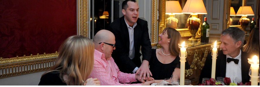 How a Magician Can Improve Corporate Events