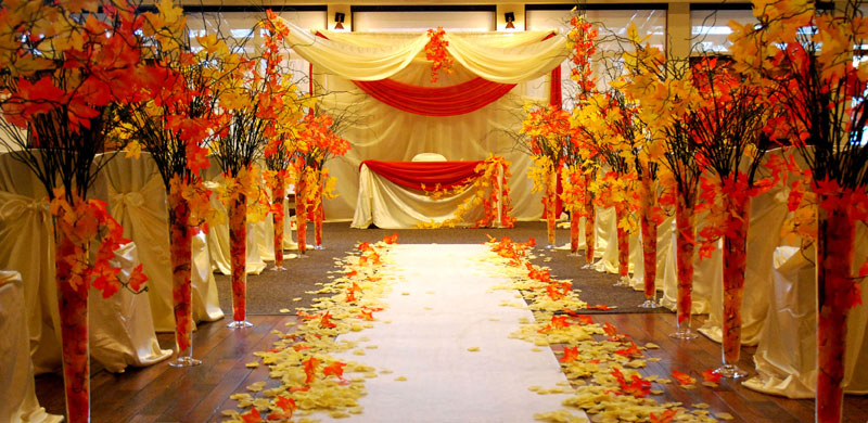 Considerations While Picking Wedding Decorators