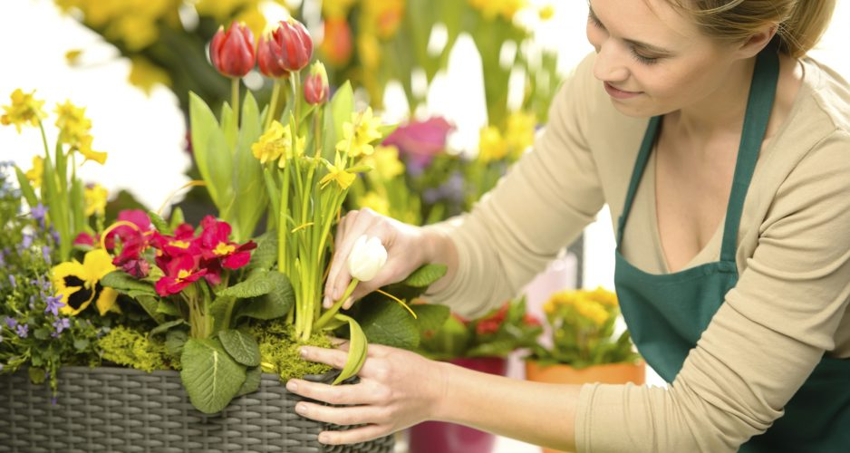 Finding Florists near You